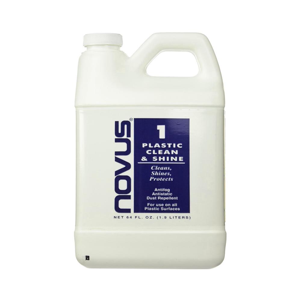 Novus® #1 Plastic Polish & Cleaners, 64 oz(1.9lit)  - Làm sạch, Đánh bóng, Bảo vệ trên vật liệu acrylic
