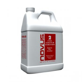 Novus® #2 Fine Scratch Remover for Plastics, 64 oz(1.9lit) - Xóa vết sướt nhỏ trên vật liệu acrylic