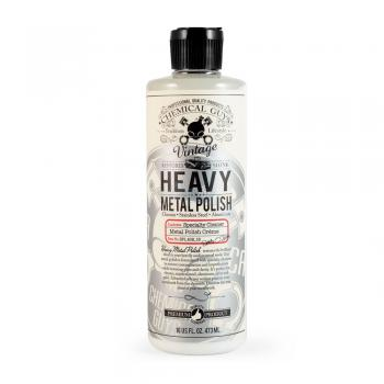 Kem đánh bóng kim loại Chemical Guys Heavy Metal Polish 16oz 473ml