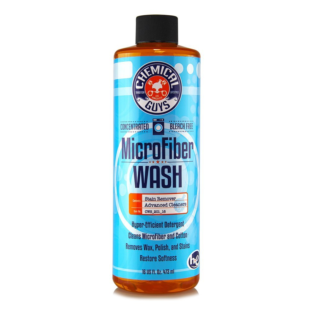 Nước giặt khăn Microfiber Chemical Guys Wash Cleaning Detergent Concentrate (16 oz)