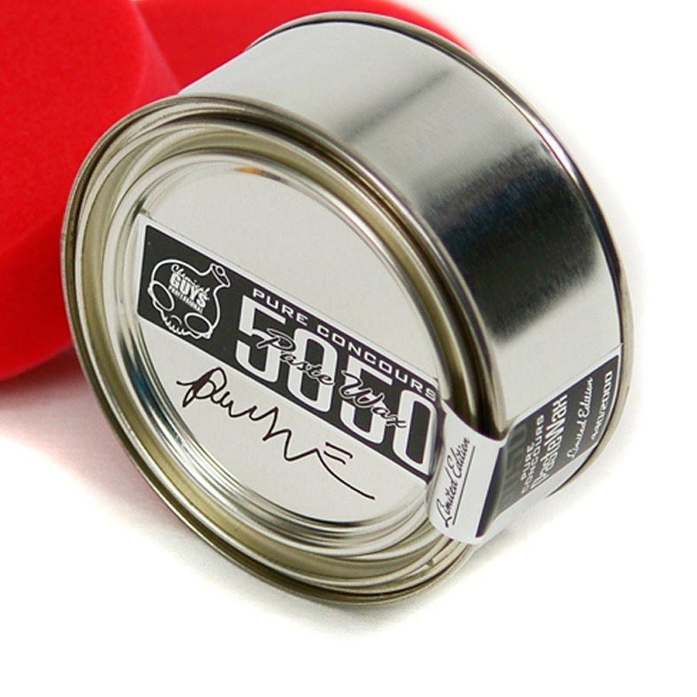 Sáp đánh bóng xe Chemical Guys 50/50 Limited Series Paste Wax-Concourse Wax 8oz