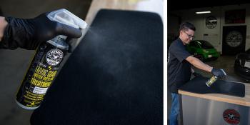 Chai Nano Sealant bảo vệ chống thấm thảm, nệm Chemical Guys Fabric Guard Interior Protector Shield (16 oz)