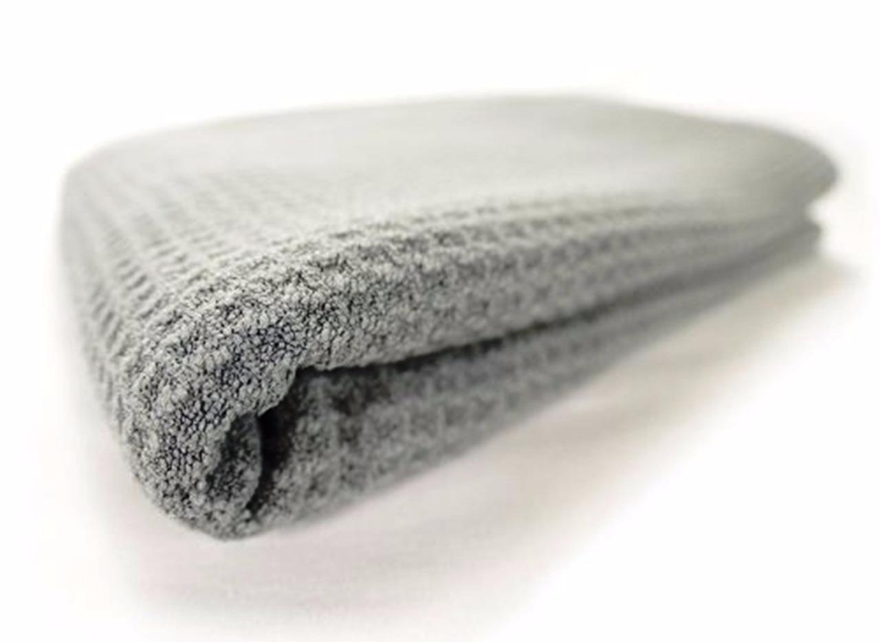 Khăn lau kính khô nhanh không gây sọc Chemical Guys Waffle Weave Drying Microfiber Towel 25