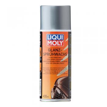 Chai xịt bóng nhanh Liqui Moly Gloss Spray Wax 1647 400ml