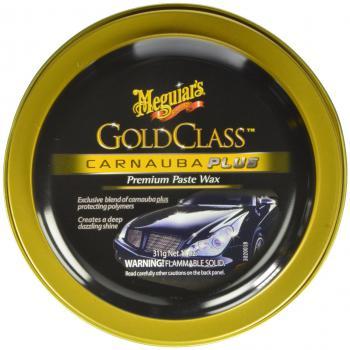 Wax đánh bóng xe cao cấp Meguiar's G7014J Gold Class Carnauba Plus Paste Wax - 11 oz