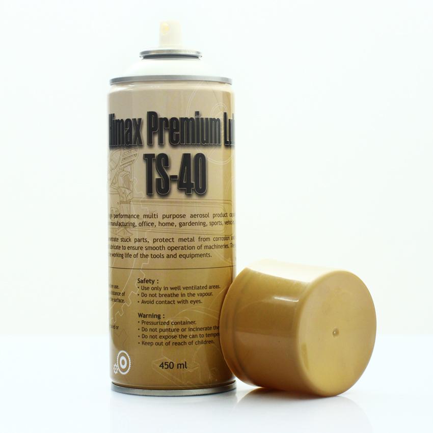 Chai xịt vệ sinh sên đa năng TS-40 450ml