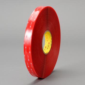 Băng keo 2 mặt cường lực 3M VHB 4905 20mmx33m (Đỏ)