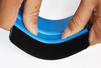 Dụng cụ dán decal wrap đổi màu bọc vải cao cấp Felt Edge Squeegee