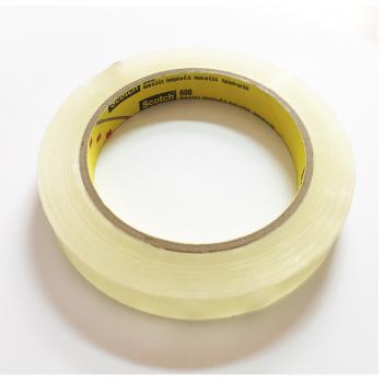 Băng keo 3M 600 công nghiệp chuyên dùng thử độ bám dính mực in, sơn 12.7mm x 65.8m