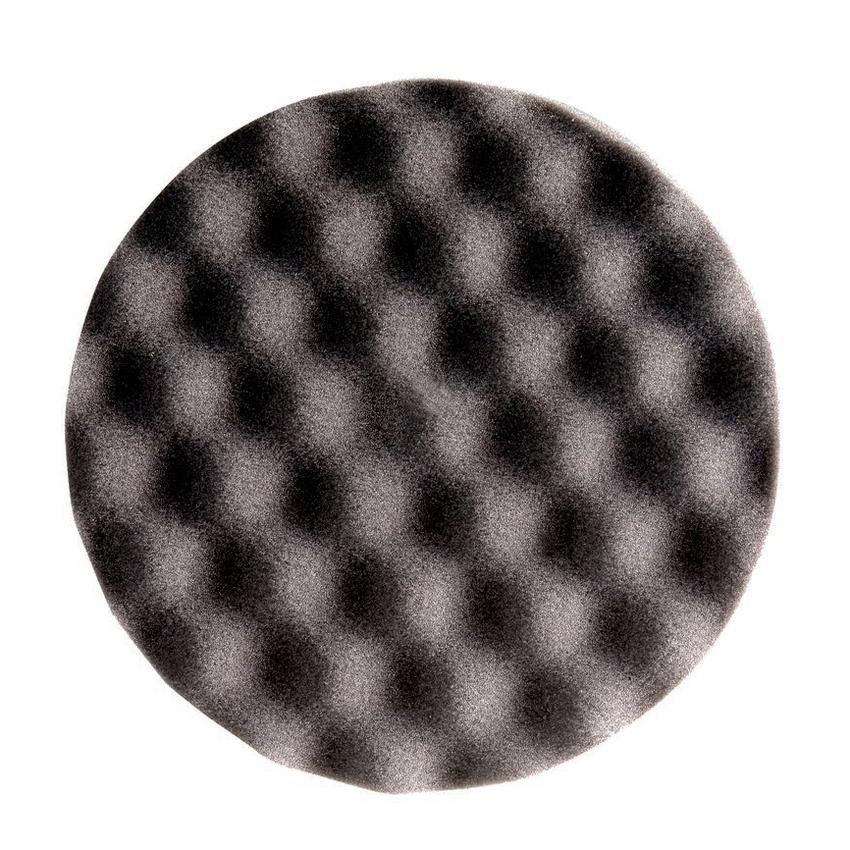 Đĩa xốp đánh bóng 3M Foam Polishing Pad 05727 12.5cm (Đen)