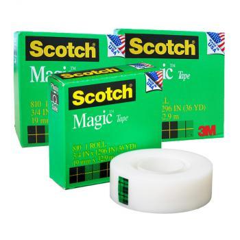 Băng keo 3M, Băng keo kỳ diệu 3M 810 Scotch Magic Tape