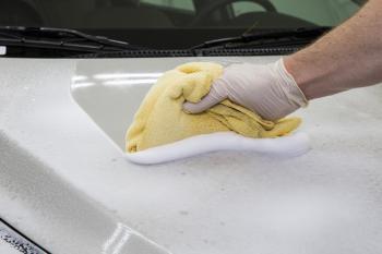 Chai xịt bọt rửa xe không cần nước và làm bóng nhanh 3M Waterless Wash & Wax 39110 453g