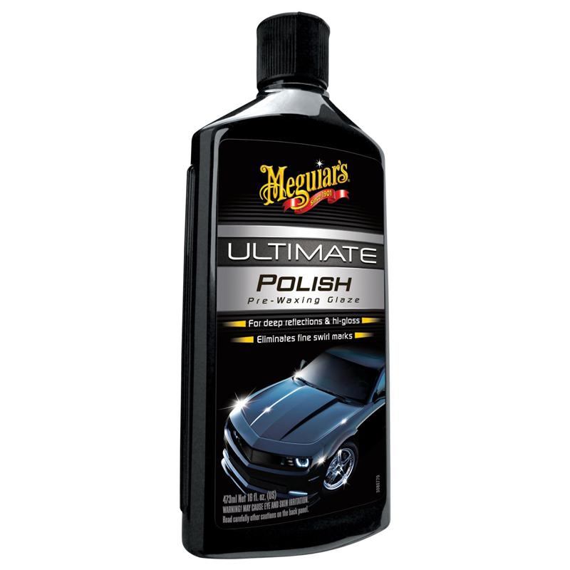 Wax đánh bóng hoàn thiện cao cấp Meguiar's Ultimate Liquid Wax G18216 473ml