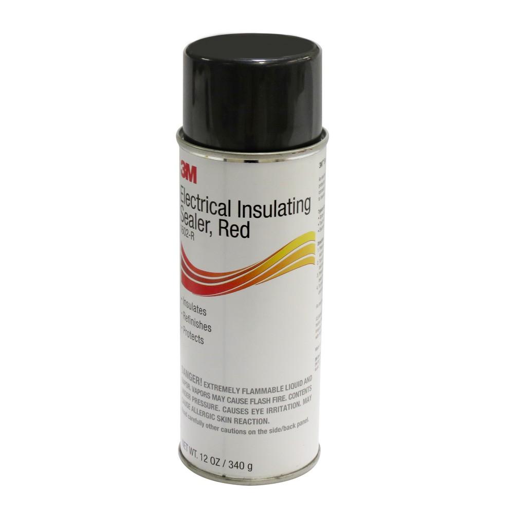 Chai xịt cách điện màu đỏ 3M Electrical Insulating Sealer, Red 1602 340g