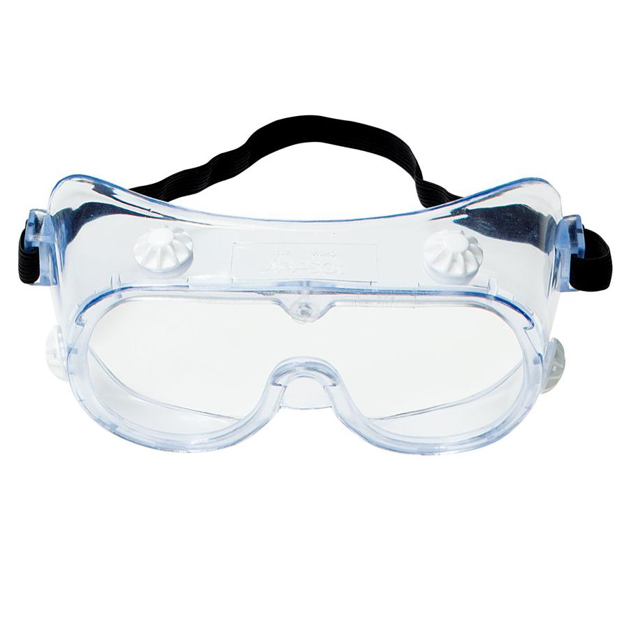 Kính bảo hộ chống hóa chất 3M 40660-00000-10 Splash Safety Goggles Anti-Fog Lens
