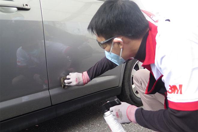 Dung dịch tẩy đa năng - Tẩy nhựa đường 3M General Purpose Adhesive Cleaner 08987 425g