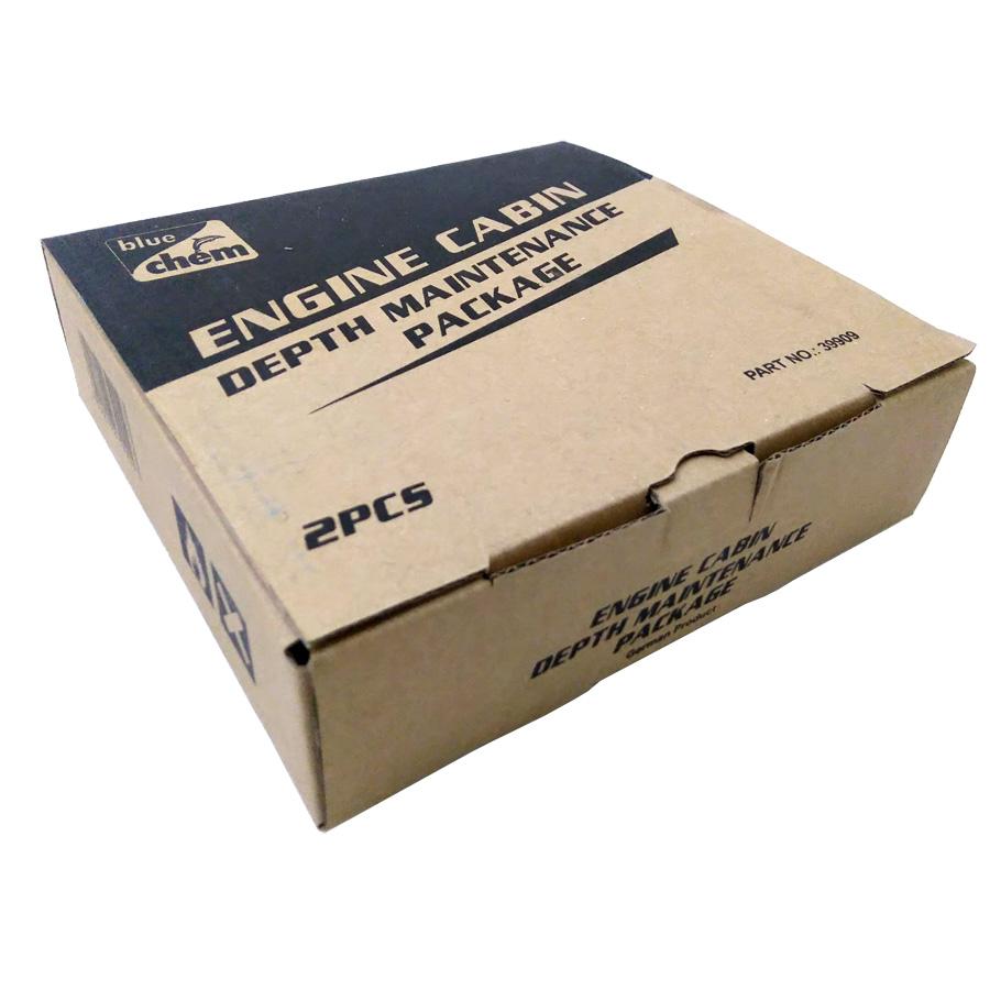 Bộ sản phẩm vệ sinh và làm sạch khoang máy BlueChem Engine Cabin Depth Maintance Package