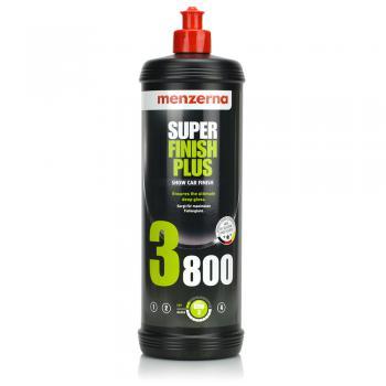 Dung dịch đánh bóng bước 3 cao cấp Menzerna Super Finish Plus 3800 1 lít