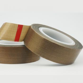 Băng keo chịu nhiệt cao PTFE Glass Cloth Tape Lidavi 108AD 0.13mmx13mmx10m