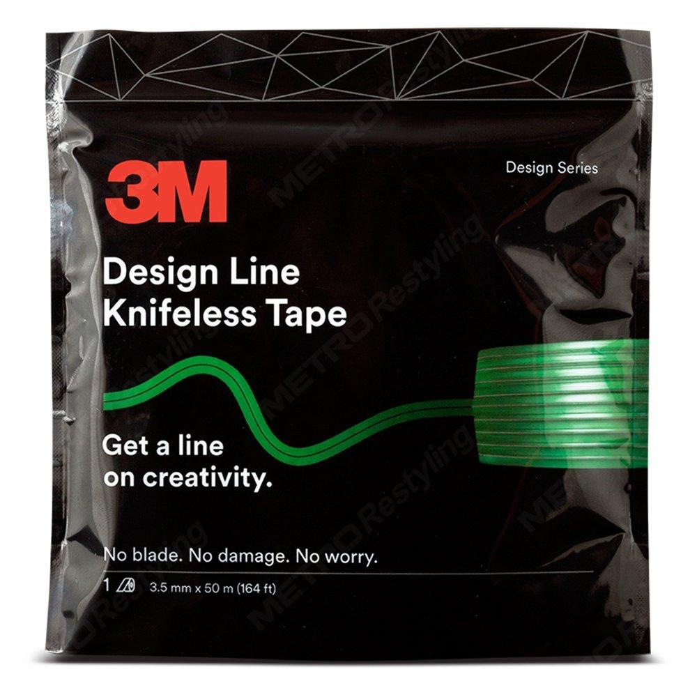 Băng keo chỉ cắt decal wrap đổi màu xe 3M Design Line Knifeless Tape - 50m