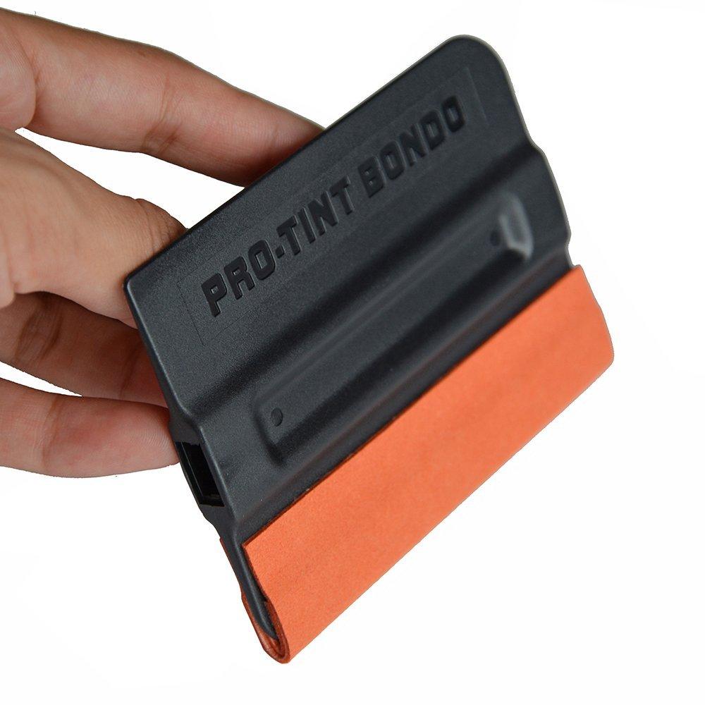 Dụng cụ hỗ trợ dán decal Wrap đổi màu xe Pro-Tint Bondo màu đen