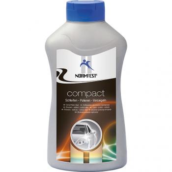 Paste đánh bóng 3 trong 1 - Làm sạch - Đánh Bóng - Bảo Vệ Norfest Compact 1kg