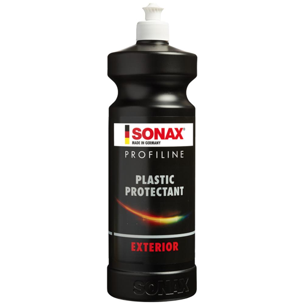 Gel phục hồi và bảo dưỡng nhựa không sơn ngoại thất Sonax Profiline Plastic Protectant 1000ml205405
