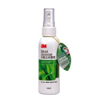 Chai xịt khử mùi diệt khuẩn - 3M Natural Deodorizer PN12008 100ml  (Trắng)