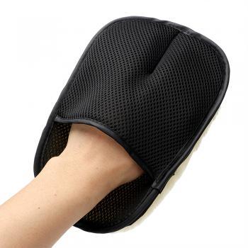 Găng tay rửa xe sợi tổng hợp siêu mềm, tiện dụng dể thao tác DTGT