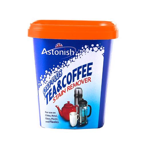Chất tẩy rửa cặn trà, cà phê rất sạch Astonish 350g - C9622