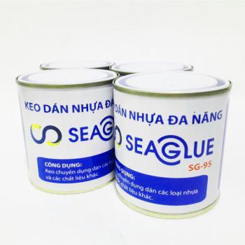 Keo dán vá nhựa, chống thấm đa năng siêu dính  Seaglue SG-95 300ml