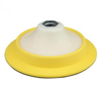 Đế gắn phớt đánh bóng SGCB 6in(150mm) trục M16 - Rotary / Circular Flexible Backing Plate - SGGD053