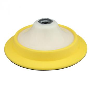 Đế gắn phớt đánh bóng SGCB 6in(150mm) trục M14(14mm) - Rotary / Circular Flexible Backing Plate - SGGD054
