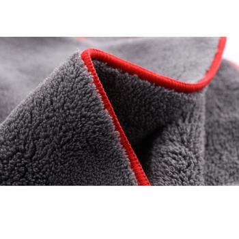 Khăn lau xe đa năng xám loại dày SGCB Microfiber miracle cobra Towel(Grey) 40x40cm SGGD125