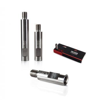 Bộ nối dài trục máy đánh bóng - SGCB Polisher Extension Rod 102/72/52mm/M14 SGGD057